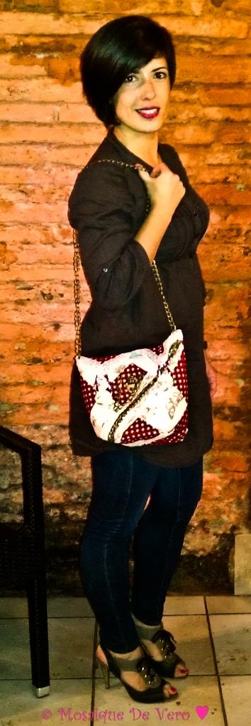 Mosaique De Vero ♥ (Itahisa - sac à main)
