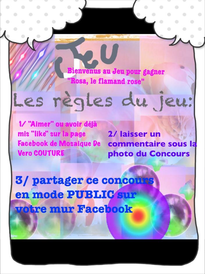 Jeu Facebook Mosaique De Vero ♥