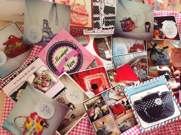 mosaiquedevero, mosaique de vero, instagram, uncle gram, catalogue, la maison de caro, Toulouse, Bruguieres