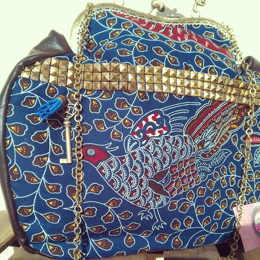 mosaique de vero, mosaiquedevero, sacs à main, sacs, créatrice, toulouse, sacs à main originaux, sac à main tissu africain, mélange de styles, wax, pagne