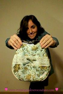 mosaique de vero, sac à main, original, créatrice, toulouse, bolso, original, retro, vintage, joli