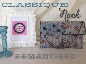 mosaique de vero, mosaiquedevero, sac à main, fleurs, romantique, toulouse, original, bolso,