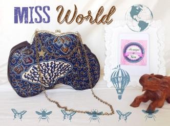 mosaique de vero, couture, sac à main, couture, créatrice, toulouse, france , bolso,